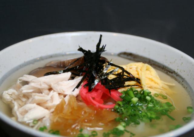 奄美の鶏飯(けいはん)わすけ風