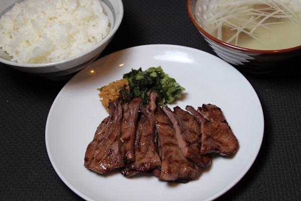 仙台での牛タンの歴史